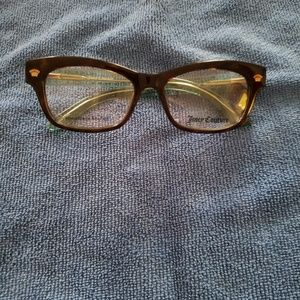 JUICY COUTURE NEW EYEGLASS FRAME